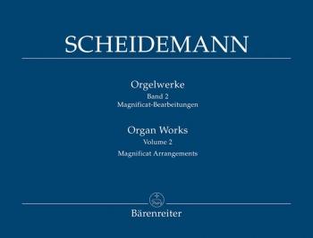 Organ Works, Vol. 2: Magnificat Arrangements. : Organ: (Barenreiter)