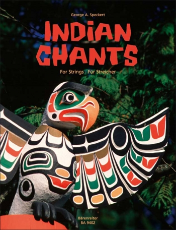 Indian Chants for Strings. : String Ensemble: (Barenreiter)
