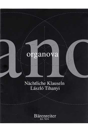 Naechtliche Klauseln (2001). : Organ: (Barenreiter)