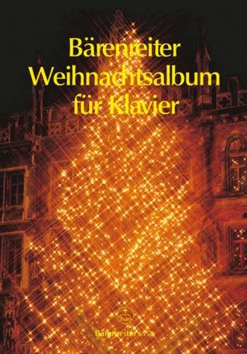 Christmas Album for Piano (German Christmas Songs). : Piano: (Barenreiter)