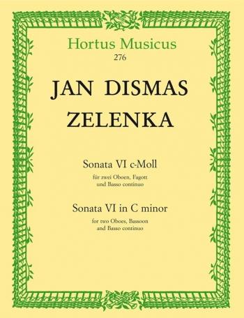 Sonata No.6 in C minor. : Mixed Ensemble: (Barenreiter)