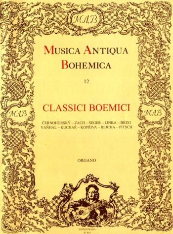 Classici Boemici. : Organ: (Barenreiter)