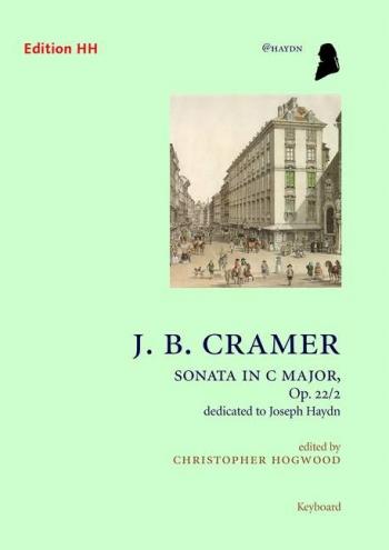 Sonata In C Major, Op. 22 No. 2 For Piano  (HH Edition)