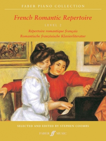 French Romantic Repertoire 2: Piano