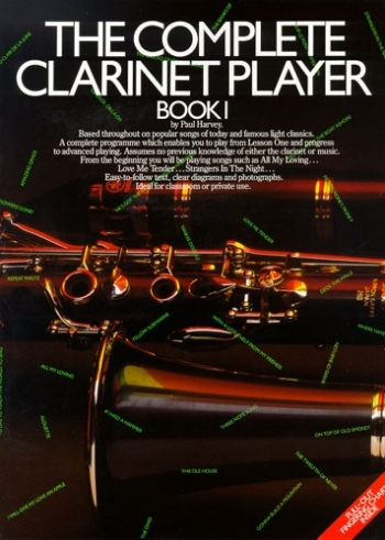 Complete Clarinet Player: Book 1