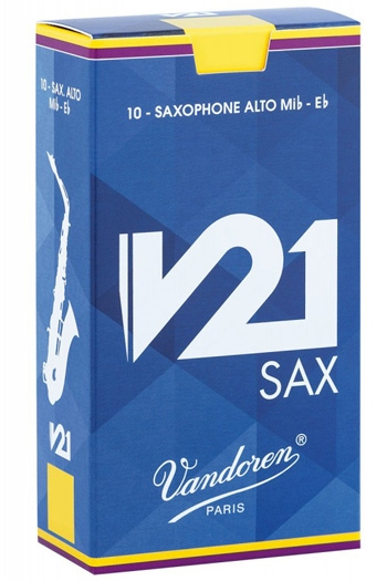 Vandoren V21 Alto Saxophone Reeds
