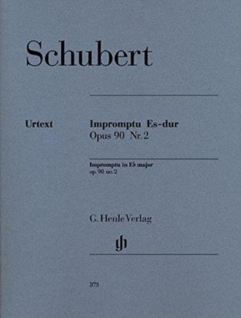 Impromptus: Op.90 No.2: Piano (Henle)