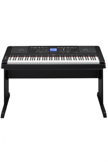Yamaha DGX-660B Portable Grand In Black