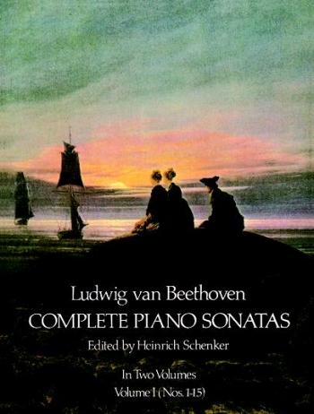 Piano Sonatas Complete Vol.1 (Dover)