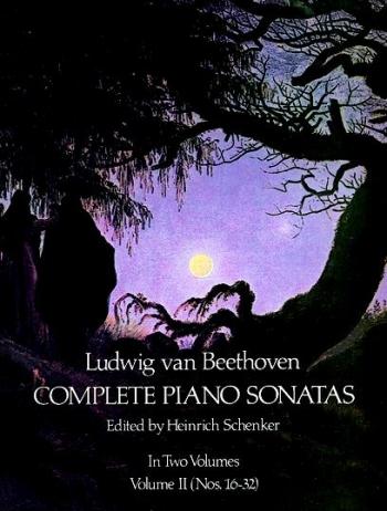 Piano Sonatas Complete Vol.2 (Dover)