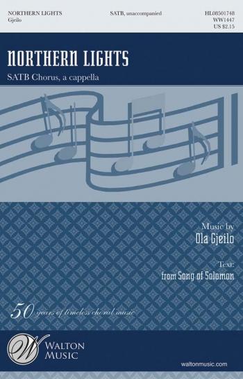 Northern Lights: Vocal SATB A Cappella