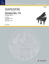 Sonata No.14 Op.120: Piano (Schott)