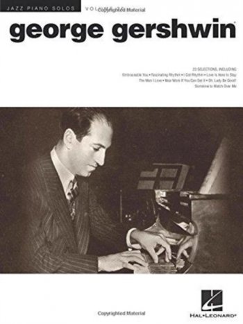 Jazz Piano Solos Vol 26: George Gershwin
