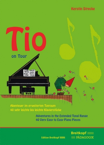 Tio On Tour: 40 Very Easy To Easy Piano Pieces