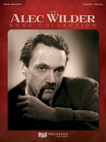Alec Wilder Song Collection: Piano Vocal Guitar