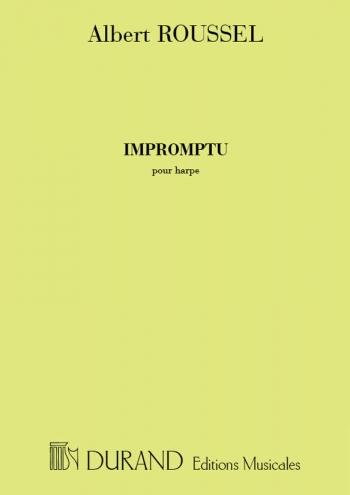 Impromptu For Harp (Durand)