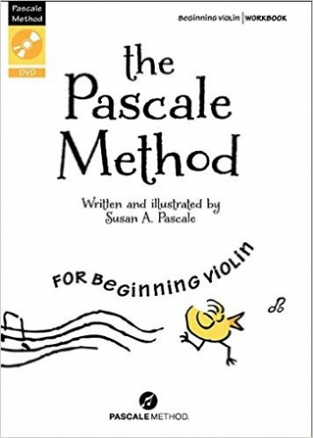 The Pascale Method For Beginning Violin (Book & DVD) (Susan Pascale)