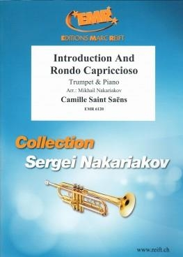 Introduction & Rondo Capriccioso Op 28 For Trumpet & Piano