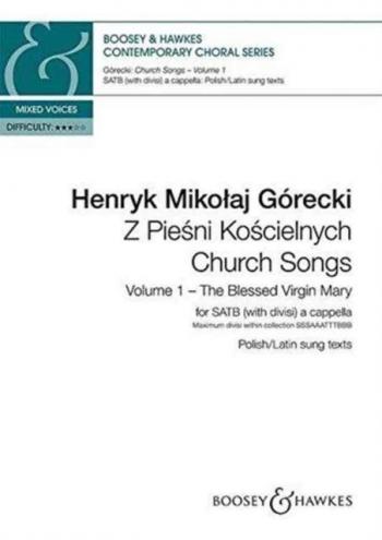 Church Songs (Z Piesni Koscielnych) Vol. 1 (Boosey)