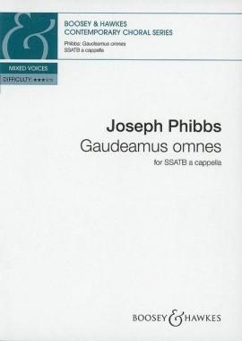 Gaudeamus omnes (Boosey)