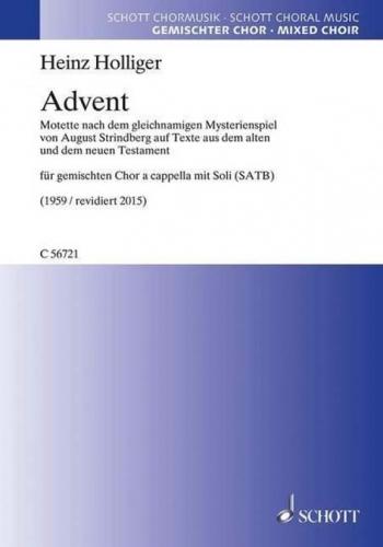 Advent (Schott)