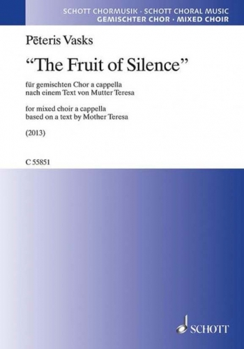 The Fruit of Silence (Schott)