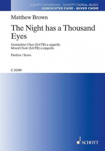 The Night has a Thousand Eyes (Schott)