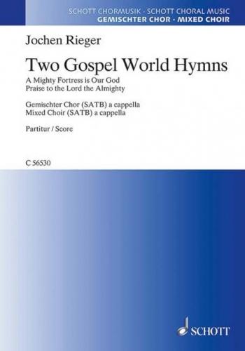 Two Gospel World Hymns (Schott)