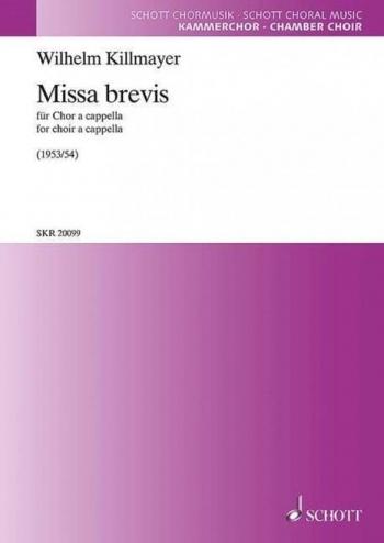 Missa brevis (Schott)