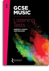 AQA GCSE Music Listening Tests (Syllabus 2016 Onwards) Rhinegold