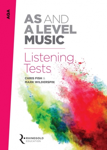 AQA AS And A Level Music Listening Tests (Syllabus 2016 Onwards) Rhinegold