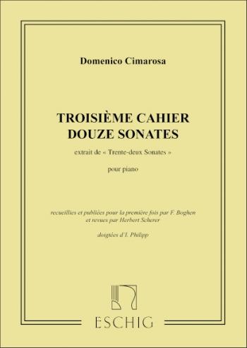 Sonatas Vol 3: No. 21 - 32: Piano