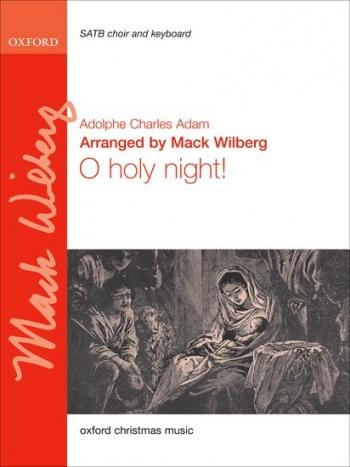 O holy night!: SATB & keyboard/orchestra