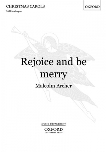 Rejoice and be merry: SATB & organ