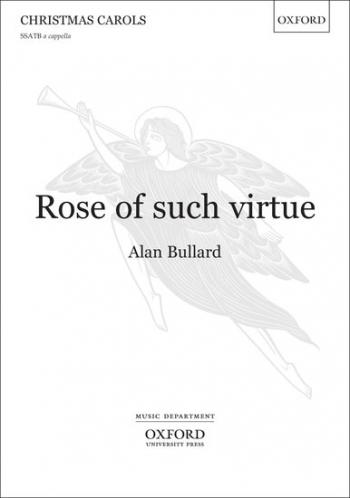 Rose of such virtue: SSATB unaccompanied