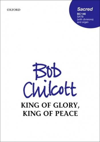 King of glory, King of peace: SATB, opt. congregation, & organ