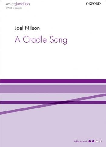 A Cradle Song: SAATBB unaccompanied