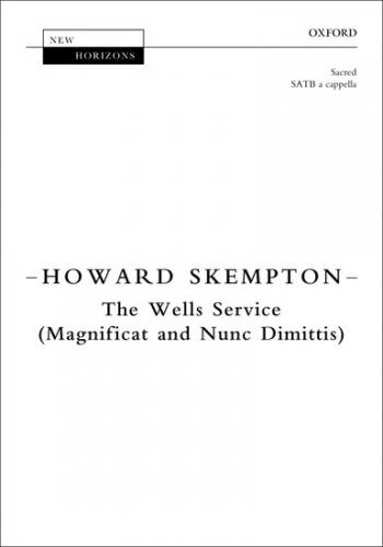 The Wells Service: SATB unaccompanied