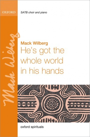 He's got the whole world in his hands: SATB/TTBB & piano/orchestra