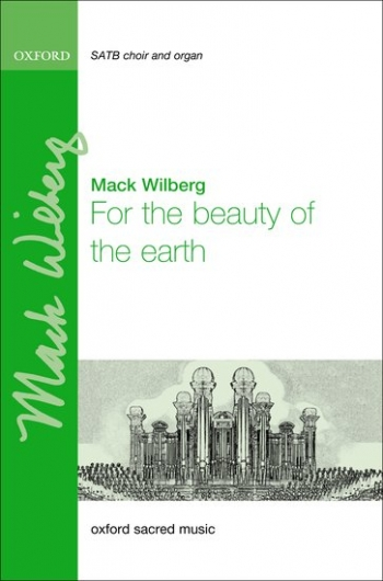 For the beauty of the earth: SATB & organ/chamber orchestra