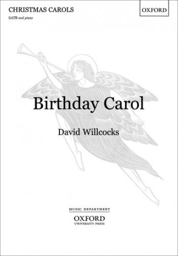 Birthday Carol: SATB & piano/brass 5tet/brass a 8/orchestra