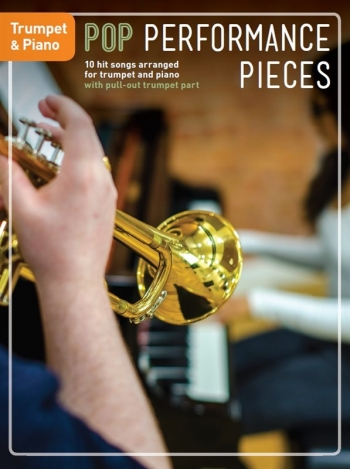 Pop Performance Pieces: Trumpet And Piano