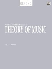 Workbook With More Exercises On Theory Of Music Grade 2 (Cremnitz