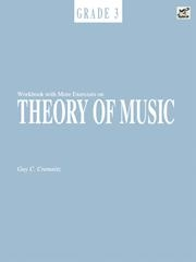 Workbook With More Exercises On Theory Of Music Grade 3 (Cremnitz