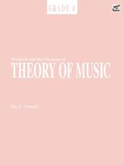 Workbook With More Exercises On Theory Of Music Grade 4 (Cremnitz