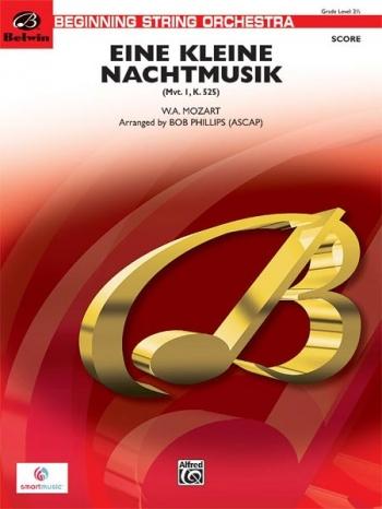Eine Kleine Nachtmusik: String Orchestra: Score & Parts  Arr. Bob Phillips  (Alfred