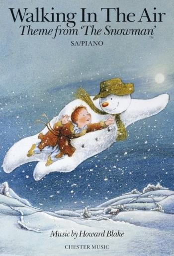 Walking In The Air (The Snowman) SA/Piano
