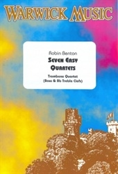 Seven Easy Quartets For 4 Quartets (Warwick)