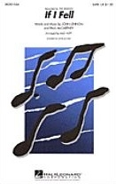 The Beatles: If I Fell Vocal SSA (Arr. Mac Huff)