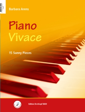 Piano Vivace - Piano Tranquillo 15 Sunny Pieces – 15 Relaxing Pieces: Piano (Arens)